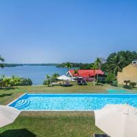 Kalla Bongo Lake Resort, hotel in Hikkaduwa