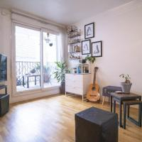Superb apartment near PARIS EST