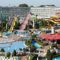 Aqua Nevis Hotel & Aqua Park - All Inclusive, hotel in Sunny Beach