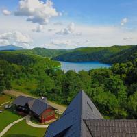 Etno Garden Exclusive Rooms, hotel in Plitvica selo