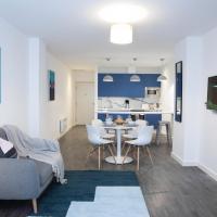 Bells Court Studios - Sheffield City Centre, Opulent Living Serviced Accommodation