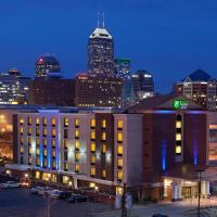 Holiday Inn Express Hotel & Suites Indianapolis Dtn-Conv Ctr Area, an IHG Hotel, hotel in Indianapolis