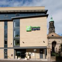 Holiday Inn Express Edinburgh – Royal Mile, an IHG Hotel, hotel u Edinburghu