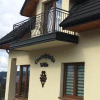 Czorsztynska willa – hotel w Czorsztynie