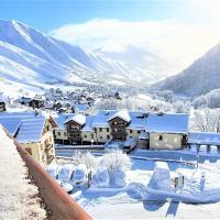 G50 - Duplex pour 10 personnes skis au pied