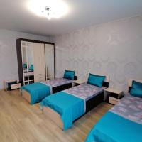 two-bedroom apartment Koltsovo airport