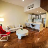 Luxury Marina Suite 2BedRoom@Strait Quay by the Sea, hotel in Tanjong Tokong