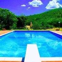 Villa Vallocchia - sleeps 18. Exclusive pool/grounds. Spoleto 10 mins. Rome 1 hr