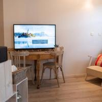 Studio rez-de-chaussée, à Lesquin/Lille aéroport, hôtel à Lesquin près de: Aéroport de Lille - Lesquin - LIL