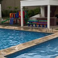 Apartamento com piscina Franca sp