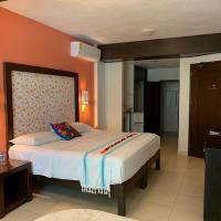 Hotel Boutique Kinich, отель в городе Исла-Мухерес