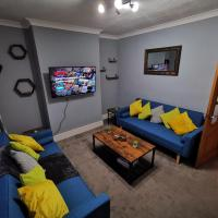 i Amazing 4 Bed Sleeps 5 Workers Or Families by Your Night Inn Group