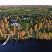 Saija Lodge, hotelli kohteessa Jokijärvi