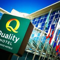Quality Hotel Brno Exhibition Centre