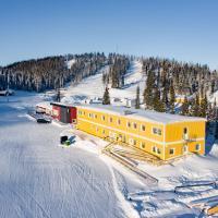 Dundret Laplands Fjällhem, hotel in Gällivare