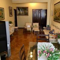 São Salvador 3 quartos, hotel in Laranjeiras, Rio de Janeiro