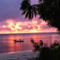 MOOREA - Tiki Village Bungalow, hotel em Haapiti