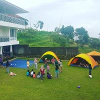 Neo Akshaya Vila and Camping Ground