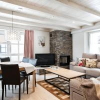 Luderna - Apartamento con terraza Val de Ruda A28 les Ours Polaires
