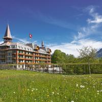 Jugendstilhotel Paxmontana, hotel in Sachseln