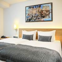 Hotel Duo, hotel Prágában