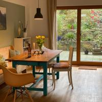 Drielandenpunt Vaals Aachen - private terrace & sauna