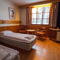 Saariselkä Inn Majatalo Panimo, hotelli Saariselällä