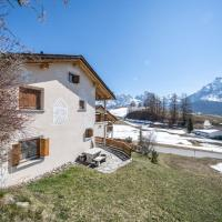 Chasa Munt Plan, hotel a Scuol