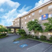 Comfort Inn & Suites Langley, hotel in Langley