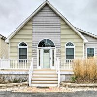 Cozy Ocean City Retreat, 2.5 Mi to Boardwalk!
