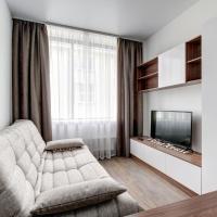 Studio in Aparthotel Radius on Malysheva street - Студия в апарт-отеле Радиус на улице Малышева, RentHouse