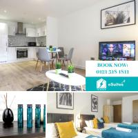Tudors eSuites Canal Side Apartments One Bedroom
