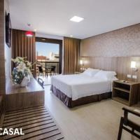 Foz Presidente Comfort Hotel, hotel in Foz do Iguaçu