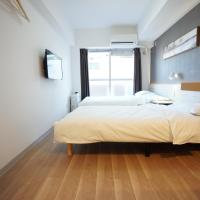 Hostel 758 名古屋駅前 family room 3B