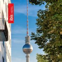 ibis Hotel Berlin Mitte, hotel in Prenzlauer Berg, Berlin