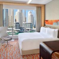 Crowne Plaza Dubai Marina, hotel in Dubai Marina, Dubai