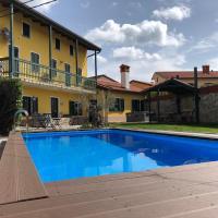 Vila Friuli Karst, hótel í Komen