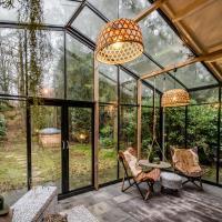 Boutique bungalow NO1 met sauna en hottub