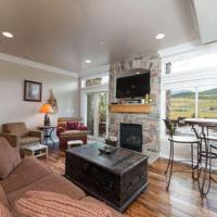 1 Bedroom Vacation Condo - Huntsville, Utah Lodging near Snowbasin Resort LS52A
