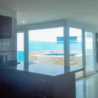 Penthouse In Cartagena De Indias Colombia In Front Of The Beach