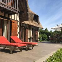 CMG Touques / Le Haut Bois, hotel near Deauville - Normandie Airport - DOL, Touques