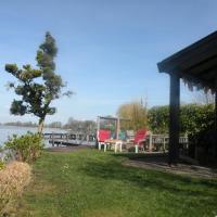 The Outpost plashuis - heerlijk natuurhuis aan Reeuwijkse Plas bij Gouda -