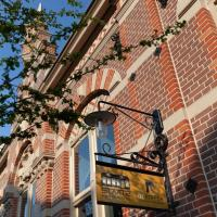Boutiquehotel Staats, hotel in Haarlem