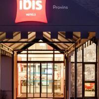 Ibis Provins, hotel in Provins