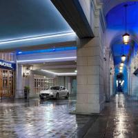The Novotel Toronto Centre, hotel in Toronto