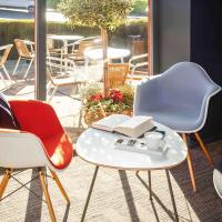 ibis London Luton Airport, hotel near London Luton Airport - LTN, Luton
