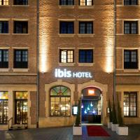 ibis Hotel Brussels off Grand'Place, hotel en Bruselas