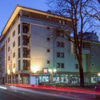 ibis Thonon Centre, hotel in Thonon-les-Bains