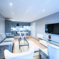 Stunning 2 Bed Merchant City Apartment with Residents Parking (Bell 2)