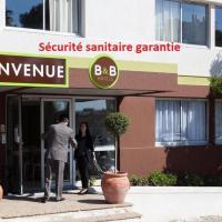 HÔTEL B&B Ville Active*** très bien situé, parking sécurisé gratuit, hotel in Nîmes